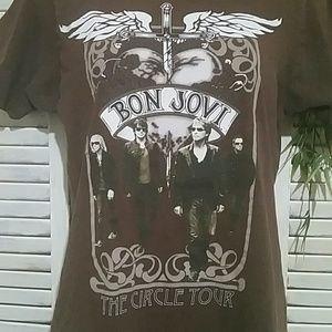 Other - Bon Jovi The Circle Tour Tshirt
